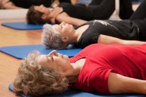 Practising Mindful Yoga
