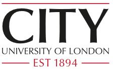 City UNi London logo